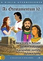 A Biblia gyermekeknek - Az Ótestamentum 10.