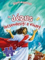 Jézus lecsendesíti a vihart