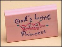 radír God's Little Princess / Isten kis hercegnője