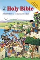 International Children's Bible (Hardback)