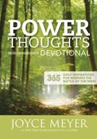 Power Thoughts Devotional (Hardback)