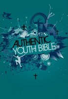 Angol Biblia Easy-to-Read Version Authentic Youth Bible Teal (Hardback)