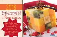 Kisméretű asztali naptár 2018 Egészségről a Bibliában