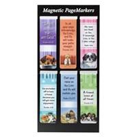 Mágneses könyvjelzőcsomag kutyusok