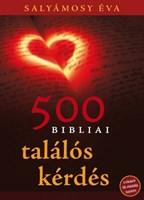 500 bibliai találós kérdés