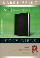 Angol Biblia New Living Translation Compact Edition Large Print Bible (Hardback)