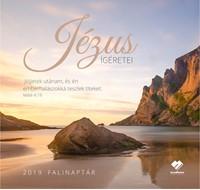 Közepes falinaptár 2019 Jézus ígéretei