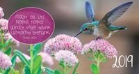 Zsebnaptár 2019 Kolibri
