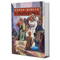 Képes Biblia Újszövetség (Keménytáblás)