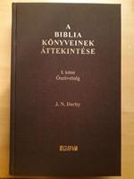 A Biblia könyveinek áttekintése I-II. (Kemény táblás) [Használt könyv]