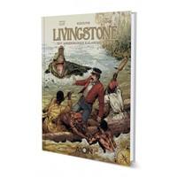 Livingstone képregény (Keménytáblás)