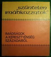 Szüntelenül imádkozzatok (Kemény) [Antikvár könyv]