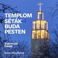 Templomséták Budapesten (Papír)