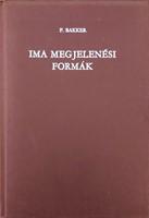 Ima megjelenési formák (Keménytáblás) [Antikvár könyv]