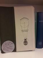 Szövet borító közepes revideált új fordítású Bibliára napfogyatkozás (Szövet)