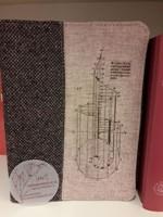 Szövet borító közepes revideált új fordítású Bibliára csigalépcső (Szövet)