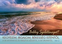 Születésnapos képeslap-csomag Tengerparti hullámok