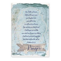 Keménytáblás angol napló The Lord's Prayer