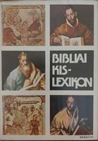 Bibliai kislexikon (Keménytáblás) [Antikvár könyv]