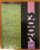 2003 határidőnapló (Keménytáblás) [Antikvár könyv]