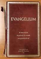 Evangélium (Keménytáblás) [Antikvár könyv]