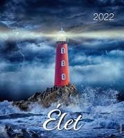 Élet naptár 2022 (Spirálozott)