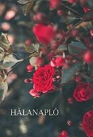 Hálanapló (piros rózsa)