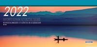 Nagyméretű asztali naptár 2022 Bátorító szavak az Újszövetségből (Spirálozott)