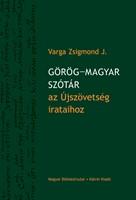 Görög-magyar szótár az Újszövetség irataihoz