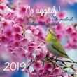 Négyzetes falinaptár 2019 Ne aggódj!