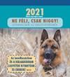 Képeslapos falinaptár 2021 Állatos naptár