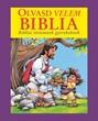 Olvasd velem Biblia (lila)