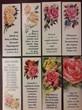 Könyvjelző-csomag Rózsák 1.